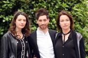 Foto/IPP/Gioia Botteghi 13/04/2016 Roma presentazione del film Abbraccialo per me, nella foto Francesca Pasquini  Moisé Curía e Stefania Rocca