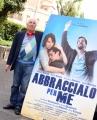Foto/IPP/Gioia Botteghi 13/04/2016 Roma presentazione del film Abbraccialo per me, nella foto il regista Vittorio Sindoni