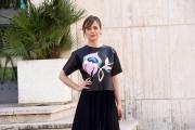 Foto/IPP/Gioia Botteghi 14/04/2016 Roma presentazione dela fiction di rai uno, IL SISTEMA, nella foto: Valeria Bilello