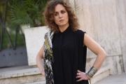 Foto/IPP/Gioia Botteghi 14/04/2016 Roma presentazione dela fiction di rai uno, IL SISTEMA, nella foto: Flaminia Lera