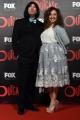 Foto/IPP/Gioia Botteghi 19/04/2016 Roma red carpet per la serie tv di Sky Outcast, nella foto: Andrea Sambuco e signora