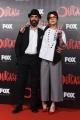 Foto/IPP/Gioia Botteghi 19/04/2016 Roma red carpet per la serie tv di Sky Outcast, nella foto: Alessandro Procoli e Lamario