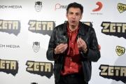 Foto/IPP/Gioia Botteghi 19/04/2016 Roma presentazione del film ZETA, nella foto: Francesco Siciliano