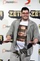Foto/IPP/Gioia Botteghi 19/04/2016 Roma presentazione del film ZETA, nella foto: Salvatore Esposito
