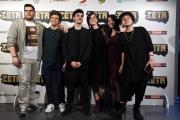 Foto/IPP/Gioia Botteghi 19/04/2016 Roma presentazione del film ZETA, nella foto:  il cast