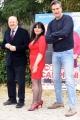 Foto/IPP/Gioia Botteghi 26/04/2016 Roma presentazione del film LA COPPIA DEI CAMPIONI, nella foto: Anna Maria Barbera, Massimo Boldi e Max Tortora