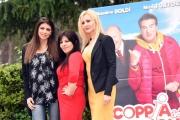 Foto/IPP/Gioia Botteghi 26/04/2016 Roma presentazione del film LA COPPIA DEI CAMPIONI, nella foto: Anna Maria Barbera, Loredana De Nardis, Flora Canto
