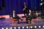 Foto/IPP/Gioia Botteghi 28/04/2016 Roma Costanzo show1°, ospite Fabrizio Corona