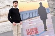 Foto/IPP/Gioia Botteghi 02/05/2016 Roma presentazione del film LA BUONA USCITA, nella foto:  il regista Enrico Iannaccone