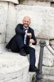 Foto/IPP/Gioia Botteghi 02/05/2016 Roma presentazione del film LA BUONA USCITA, nella foto:  MARCO CAVALLI