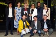 Foto/IPP/Gioia Botteghi 05/05/2016 Roma presentazione in rai della fiction FELICIA IMPASTATO, nella foto: il regista Gianfranco Albano con il cast