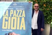 Foto/IPP/Gioia Botteghi 06/05/2016 Roma presentazione del film LA PAZZA GIOIA, nella foto  Paolo Virzì