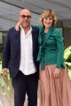 Foto/IPP/Gioia Botteghi 06/05/2016 Roma presentazione del film LA PAZZA GIOIA, nella foto Valeria Bruni Tedeschi e Paolo Virzì