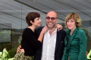 Foto/IPP/Gioia Botteghi 06/05/2016 Roma presentazione del film LA PAZZA GIOIA, nella foto Valeria Bruni Tedeschi e Micaela Ramazzotti Paolo Virzì