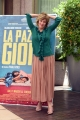 Foto/IPP/Gioia Botteghi 06/05/2016 Roma presentazione del film LA PAZZA GIOIA, nella foto Valeria Bruni Tedeschi