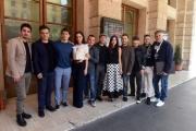 Foto/IPP/Gioia Botteghi 09/05/2016 Roma  Presentazione di Gomorra2 serie Sky, nella foto: cast senza i principali 6