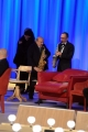 Foto/IPP/Gioia Botteghi  Roma   Massimo Zagonari e la sua Band con Costanzo