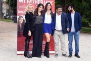 Foto/IPP/Gioia Botteghi 13/05/2016 Roma Presentazione del film MY FATHER JACK, nella foto: FRANCESCO PANNOFINO, MATTEO BRANCIAMORE, CLAUDIA VISMARA, ELEONORA GIORGI, ELISABETTA GREGORACI