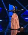 Foto/IPP/Gioia Botteghi 13/05/2016 Roma puntata finale di Italian_s got talent, sky, nella foto: Lodovica Covello