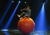 Foto/IPP/Gioia Botteghi 13/05/2016 Roma puntata finale di Italian_s got talent, sky, nella foto:  Alessandro Maida