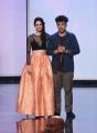 Foto/IPP/Gioia Botteghi 13/05/2016 Roma puntata finale di Italian_s got talent, sky, nella foto: Lodovica Covello e Moses , il vincitore