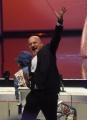 Foto/IPP/Gioia Botteghi 13/05/2016 Roma puntata finale di Italian_s got talent, sky, nella foto:  Claudio Bisio