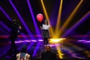 Foto/IPP/Gioia Botteghi 13/05/2016 Roma puntata finale di Italian_s got talent, sky, nella foto:  Lucrezia Petracca