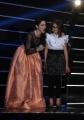 Foto/IPP/Gioia Botteghi 13/05/2016 Roma puntata finale di Italian_s got talent, sky, nella foto: Lodovica Covello e Lucrezia Petracca