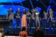 Foto/IPP/Gioia Botteghi 13/05/2016 Roma puntata finale di Italian_s got talent, sky, nella foto: Lodovica Covello e Inequalities