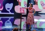Foto/IPP/Gioia Botteghi 13/05/2016 Roma puntata finale di Italian_s got talent, sky, nella foto:   Giorgia Batocchio