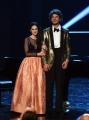 Foto/IPP/Gioia Botteghi 13/05/2016 Roma puntata finale di Italian_s got talent, sky, nella foto: Lodovica Covello e Ivan Dalia