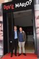 Foto/IPP/Gioia Botteghi 18/05/2016 Roma presentazione della serie sky DOV'é Mario, nella foto Corrado Guzzanti e Maurizio Lombardi