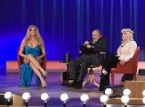 Foto/IPP/Gioia Botteghi 19/05/2016 Roma terza puntata del Costanzo Show con Francesca Cipriani e Ilona Staller
