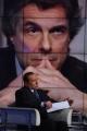 Foto/IPP/Gioia Botteghi 25/05/2016 Roma Berlusconi ospite di Bruno Vespa a porta a porta