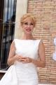 Foto/IPP/Gioia Botteghi 30/05/2016 Roma  presentazione della fiction di canale 5 MATRIMONI E ALTRE FOLLIE, nella foto Nancy Brilli