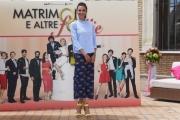 Foto/IPP/Gioia Botteghi 30/05/2016 Roma  presentazione della fiction di canale 5 MATRIMONI E ALTRE FOLLIE, nella foto     Marianna Di Martino
