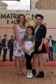 Foto/IPP/Gioia Botteghi 30/05/2016 Roma  presentazione della fiction di canale 5 MATRIMONI E ALTRE FOLLIE, nella foto  Andrealuna Posacco, Sofia Ferraiolo, Mihaela Dorlan