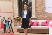 Foto/IPP/Gioia Botteghi 30/05/2016 Roma  presentazione della fiction di canale 5 MATRIMONI E ALTRE FOLLIE, nella foto  Mihaela Dorlan