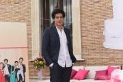 Foto/IPP/Gioia Botteghi 30/05/2016 Roma  presentazione della fiction di canale 5 MATRIMONI E ALTRE FOLLIE, nella foto   Cristiano Caccamo