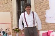 Foto/IPP/Gioia Botteghi 30/05/2016 Roma  presentazione della fiction di canale 5 MATRIMONI E ALTRE FOLLIE, nella foto   Michele La Ginestra