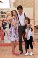 Foto/IPP/Gioia Botteghi 30/05/2016 Roma  presentazione della fiction di canale 5 MATRIMONI E ALTRE FOLLIE, nella foto  Andrealuna Posacco, Sofia ferraiolo, Michele La Ginestra