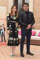 Foto/IPP/Gioia Botteghi 30/05/2016 Roma  presentazione della fiction di canale 5 MATRIMONI E ALTRE FOLLIE, nella foto  Chiara Francini e Simone Montedoro