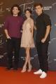 Foto/IPP/Gioia Botteghi 29/04/2016 Roma presentazione del film Tini la nuova vita di Violetta, nella foto Martina Stoessel con  Jorge Blanco, Adrian Salzedo