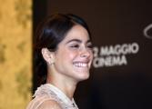 Foto/IPP/Gioia Botteghi 29/04/2016 Roma presentazione del film Tini la nuova vita di Violetta, nella foto Martina Stoessel