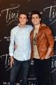 Foto/IPP/Gioia Botteghi 29/04/2016 Roma presentazione del film Tini la nuova vita di Violetta, nella foto i due ragazzi italiani Leonardo Cecchi e Pasquale Nuzzo
