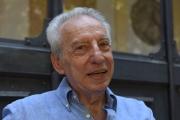 Foto/IPP/Gioia Botteghi 11/07/2016 Roma  Festival delle letterature , nella foto: Elio Pecora