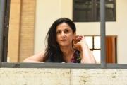 Foto/IPP/Gioia Botteghi 13/07/2016 Roma  Festival delle letterature , nella foto:  DORIT RABINYAN