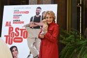 Foto/IPP/Gioia Botteghi 27/09/2016 Roma presentazione del film Al posto tuo, nella foto: Fioretta Mari