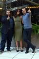 Foto/IPP/Gioia Botteghi 27/09/2016 Roma presentazione del film Al posto tuo, nella foto: Stefano Fresi Ambra Angiolini e Luca Argentero