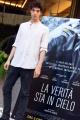 Foto/IPP/Gioia Botteghi 29/09/2016 Roma presentazione del film La verità sta in cielo, nella foto  Tommaso Lazotti